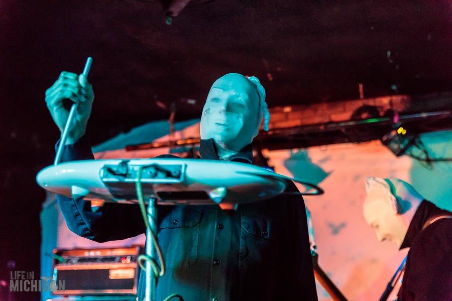 The Amino Acids @ Fuzz Fest 4 - Blind Pig