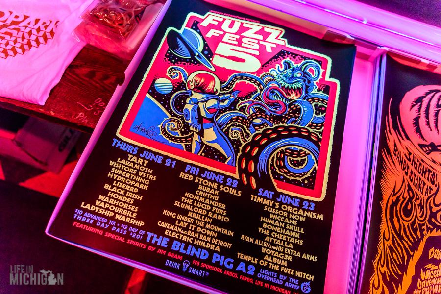 Fuzz Fest 5 - Day 1-2