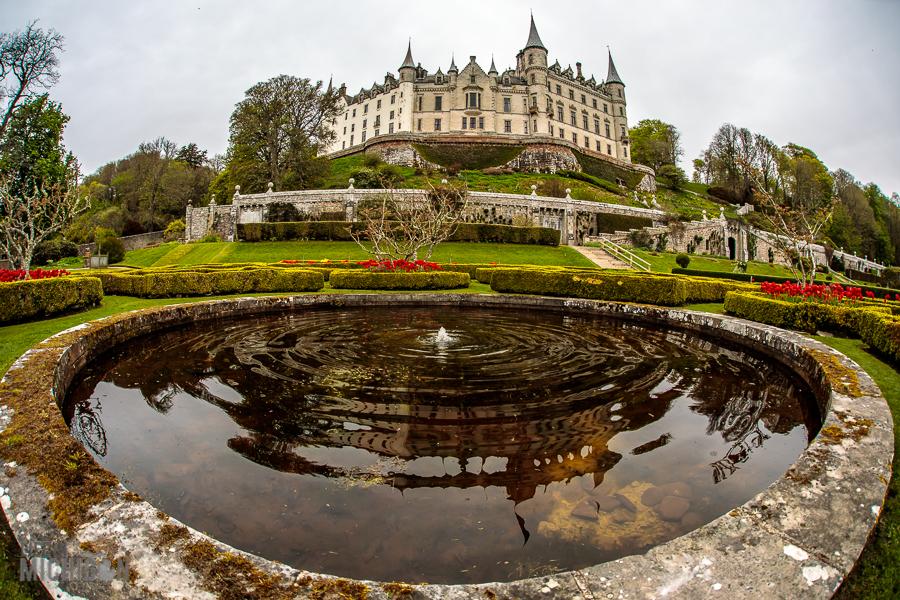 Dunrobin Castle Scotland 2018-23