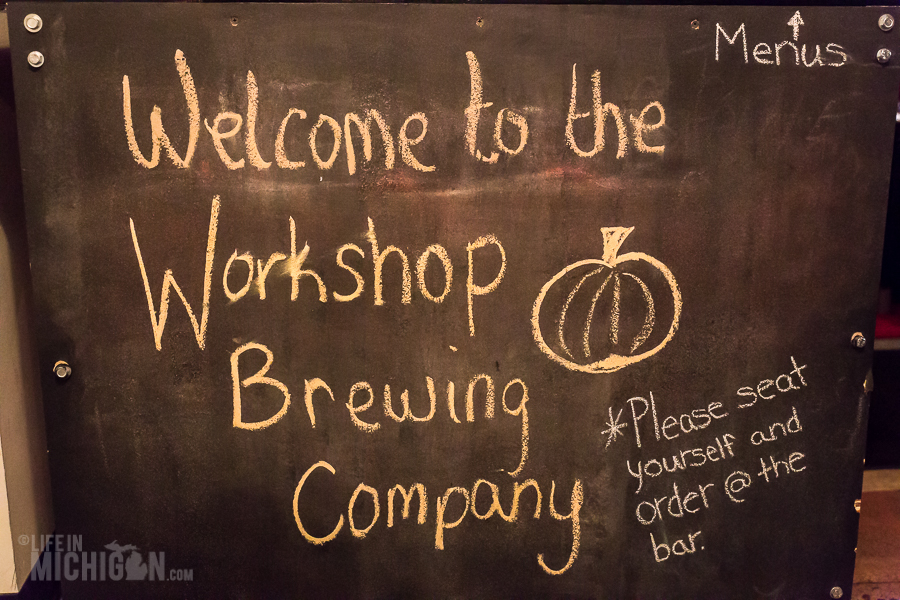 Workshop Brewing in Traverse City