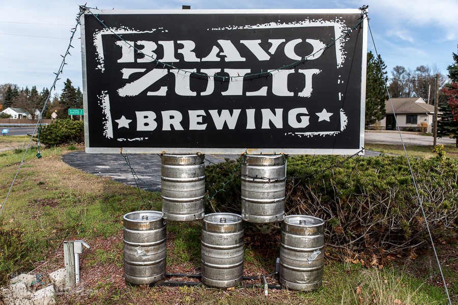 Bravo Zulu Brewing in Williamsburg
