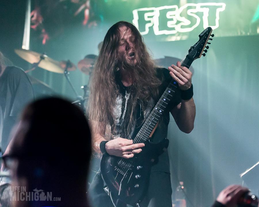 Gutrot - Fall Metal Fest 6 on 1-Nov-2015