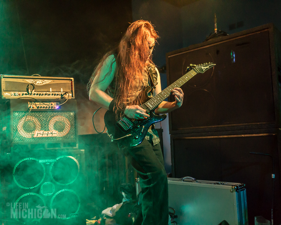 Hate Unbound- Fall Metal Fest 6 on 1-Nov-2015