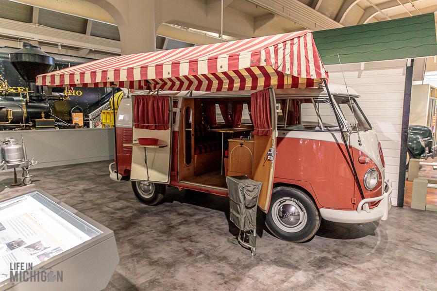Henry Ford Museum - VW Van Life