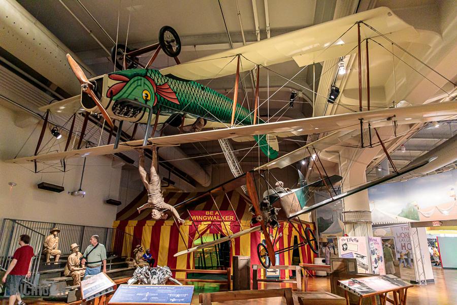 Henry Ford Museum - Barnstormmer