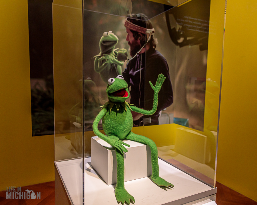 Henry Ford Museum - Kermit