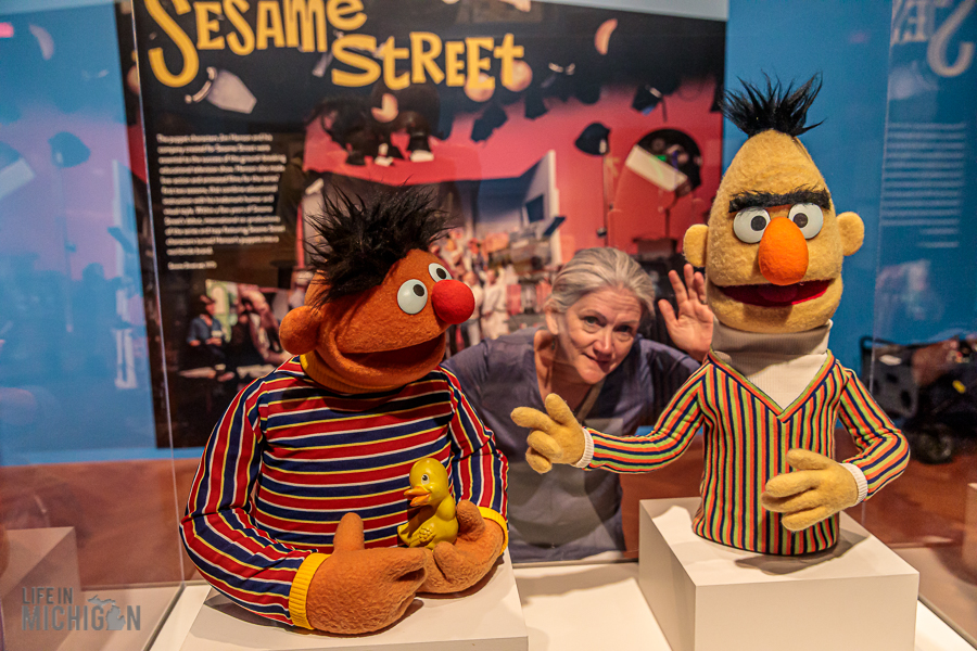 Henry Ford Museum - Bert and Ernie