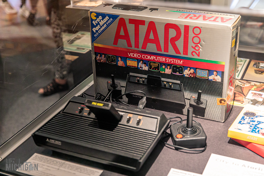 Henry Ford Museum - Atari