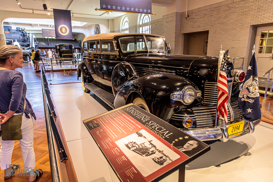Henry Ford Museum - Presidential Vehicles