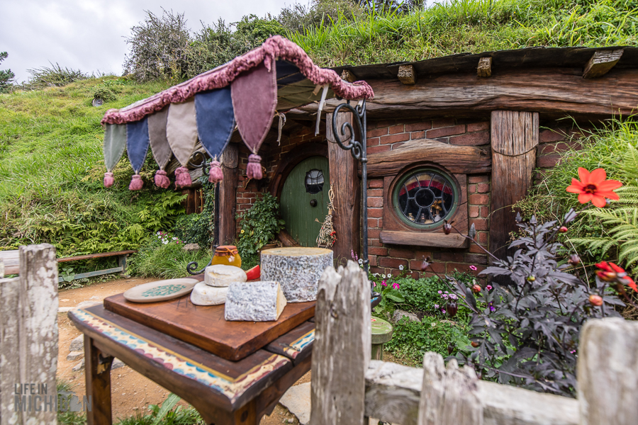 Hobbiton Movie Set - New Zealand - Life In Michigan