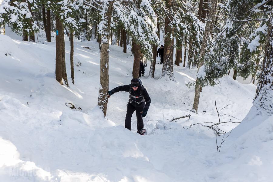 Hogback Mtn Marquette - U.P. Winter - 2014 -8