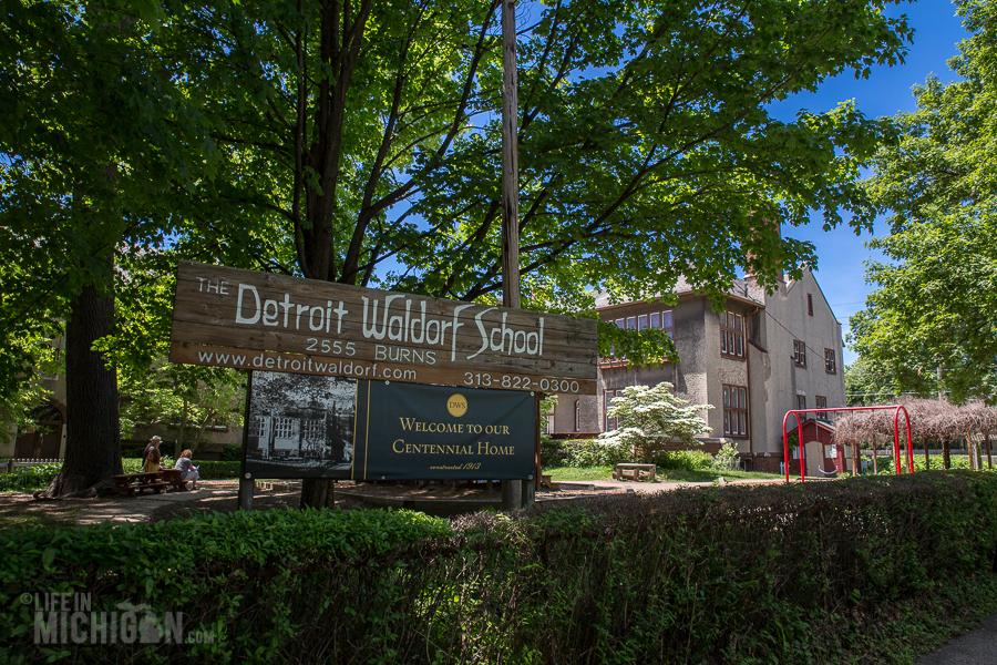 Indian Village - Home Tour - Detroit - 2015-6