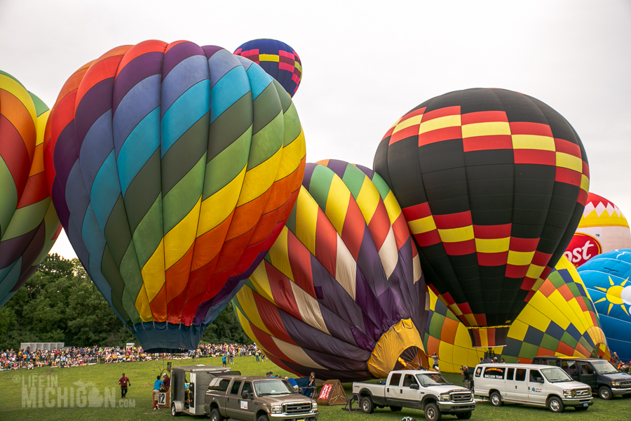 Jackson Hot Air Balloon Jubilee