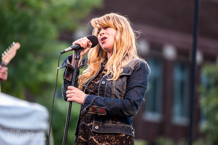 Ann Arbor Summer Festival - JenniferWestwoodandtheHandsomeDevils-TopOfThePark-AnnArbor_MI-20150703-ChuckMarshall-026