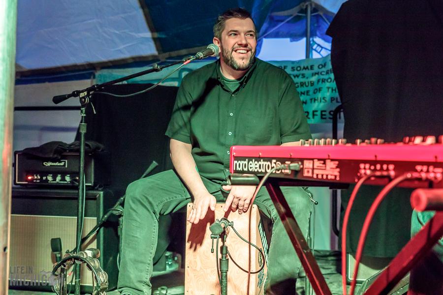 Joshua Davis Trio - Traverse City Microbrew Fest 2017