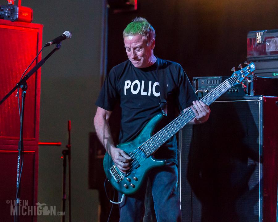 Kilbury Unit - Fall Metal Fest 6 on 1-Nov-2015