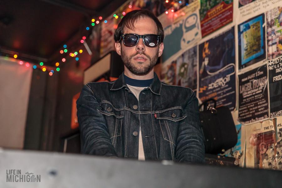 Kommander, PJ's Lager House, Detroit