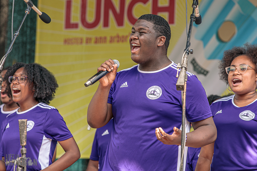 Sonic Lunch 2021 - Detroit Youth Choir