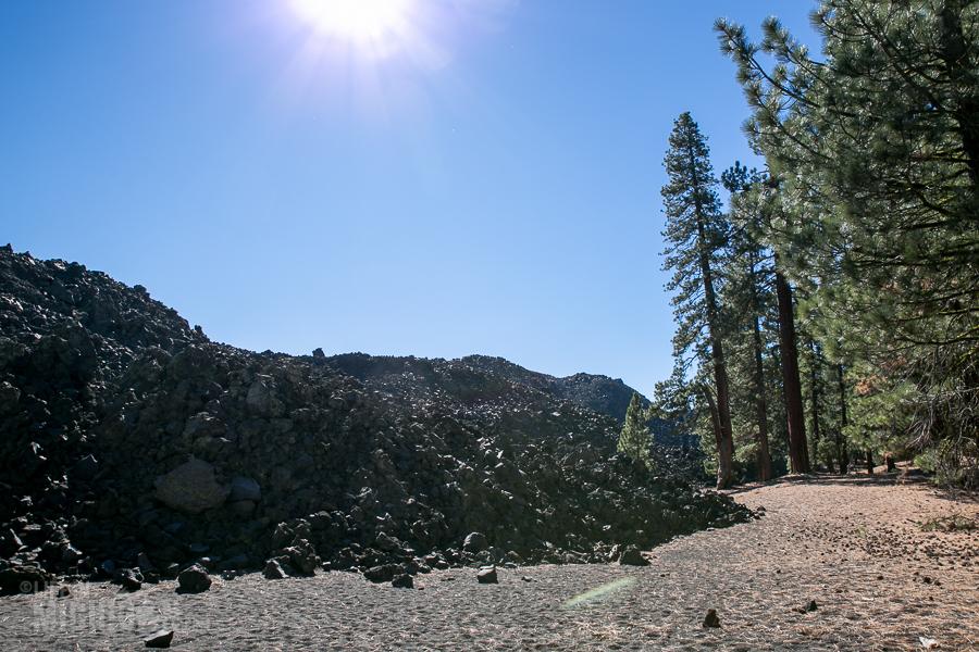 Lassen Volcanic National Park - Cinder Cone - 2014