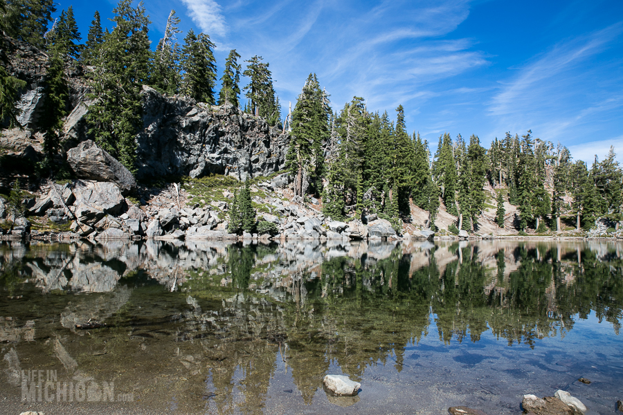 Lassen Volcanic National Park - 2014