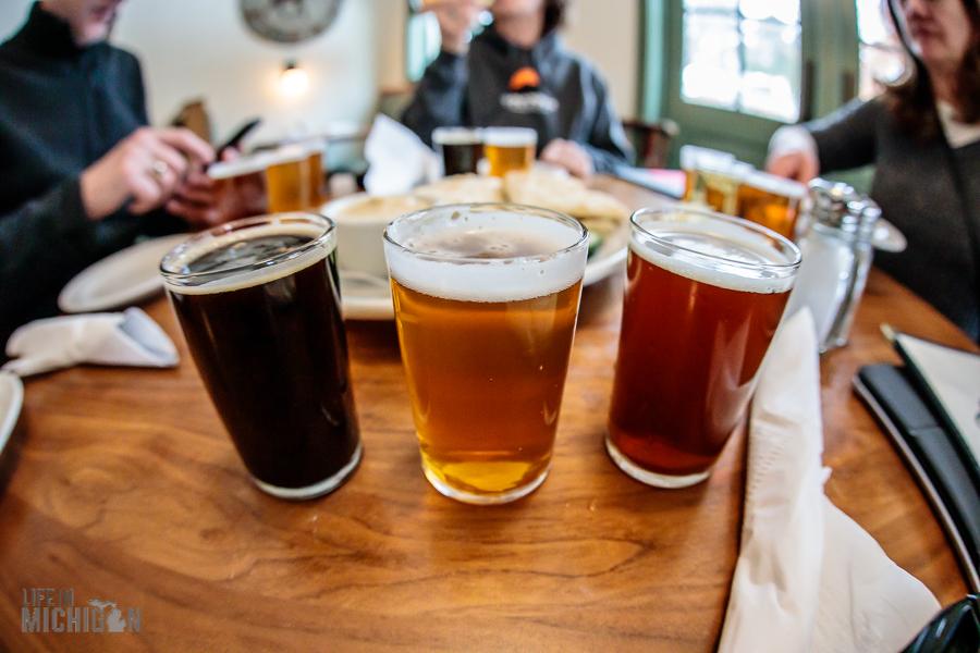 Leelanau Beer Tour