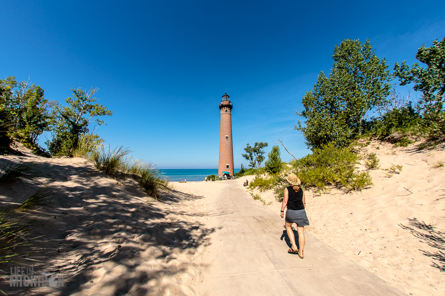 Little Sable Point Lighthouse-2