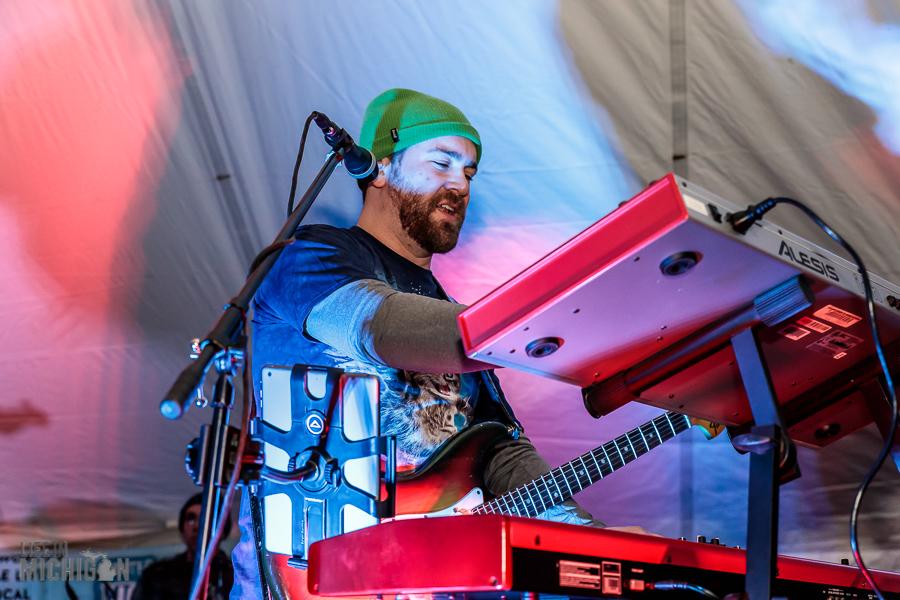 Lucas Paul Band - Traverse City Microbrew Fest 2017