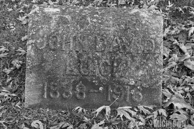 John David Luick 1838 - 1916