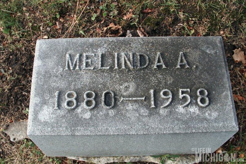 Melinda A. Luick 1880 - 1958