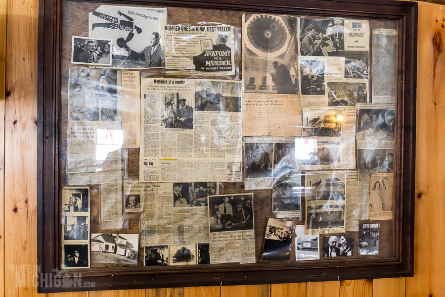 Lumberjack Tavern Big Bay - U.P. Winter - 2014 -3