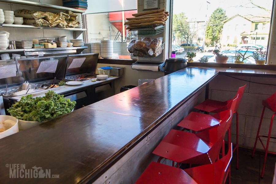 Lunch Room - Ann Arbor - 2015-11
