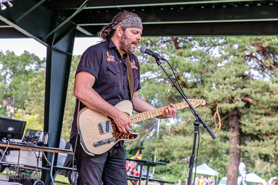 Summer Beer Fest 2019 - Ryan Dillaha and the Miracle Men