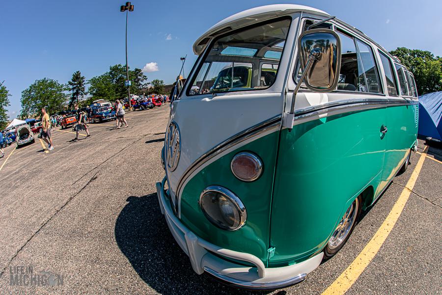 Michigan Vintage Volkswagen festival - Fillmore