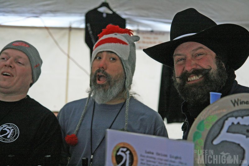 Cowboy Doug and the crew at 51 North