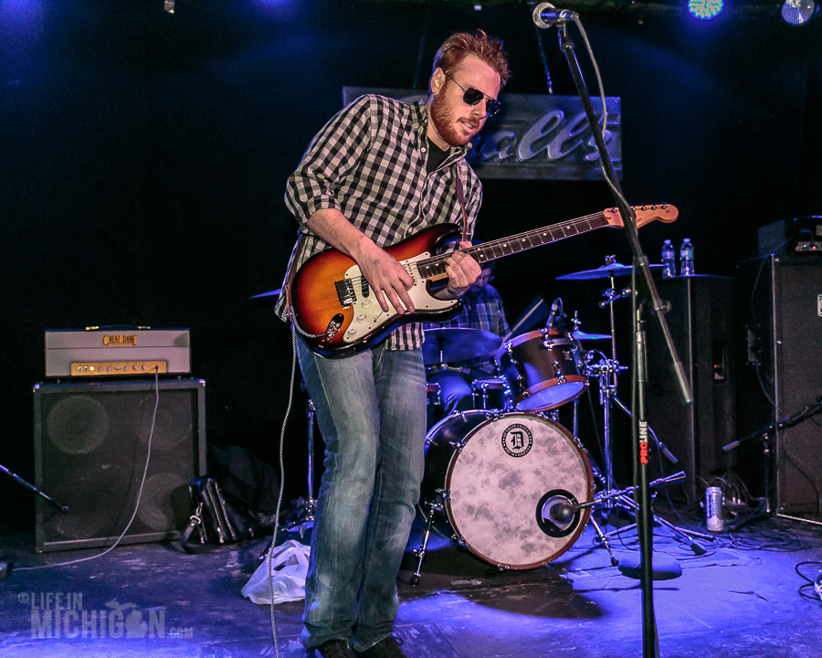 Mike Leslie Band @ Small's Hamtramck 29-Jan-2016