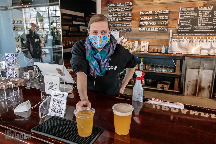 Beers at Urbanrest