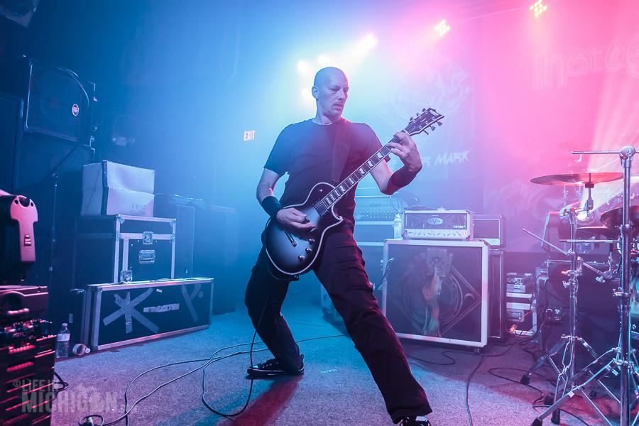Misery Index - Fall Metal Fest 6 on 1-Nov-2015