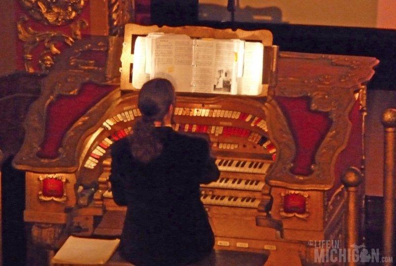 Michigan Theater Barton Organ