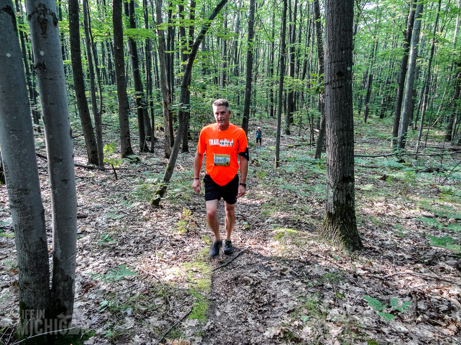 North Country Trail Run - Manistee - 2015