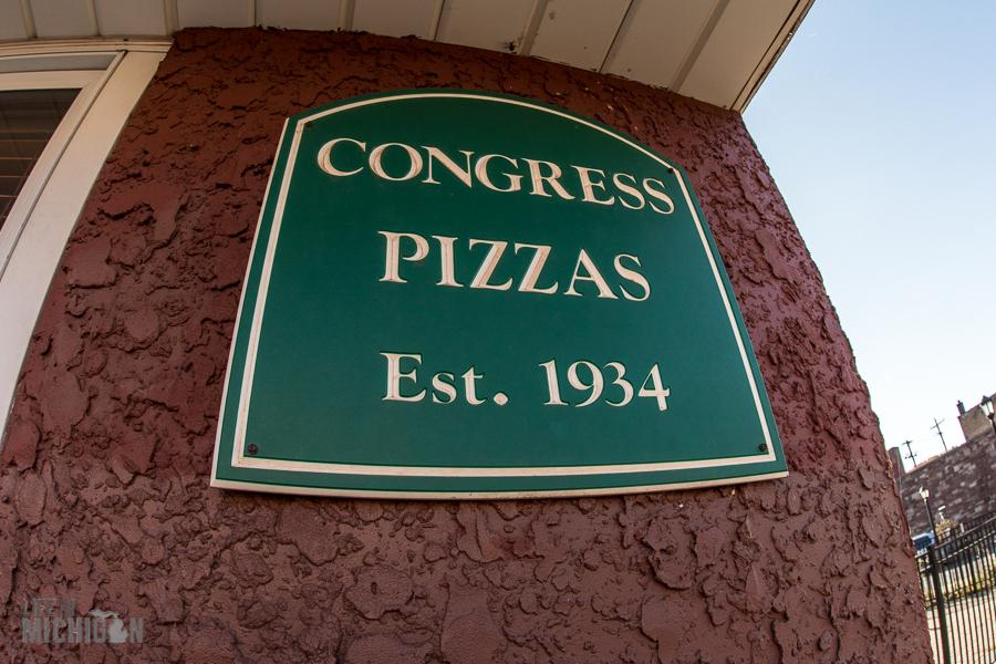Ishpeming - Congress Pizza