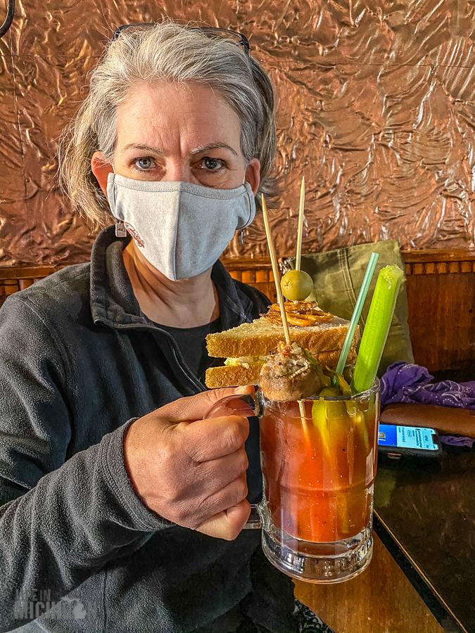 Ishpeming - Rainbow Bar with Brenda