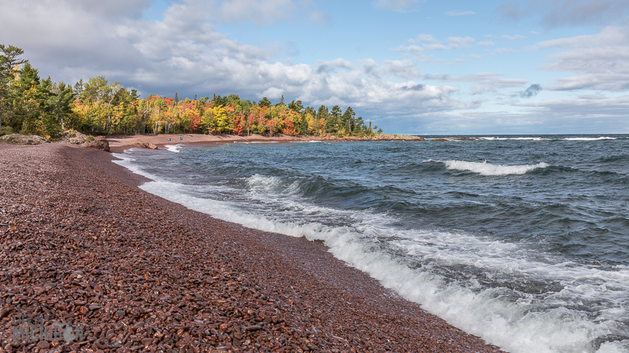 Michigan Fall Color Tour - Hunters Point