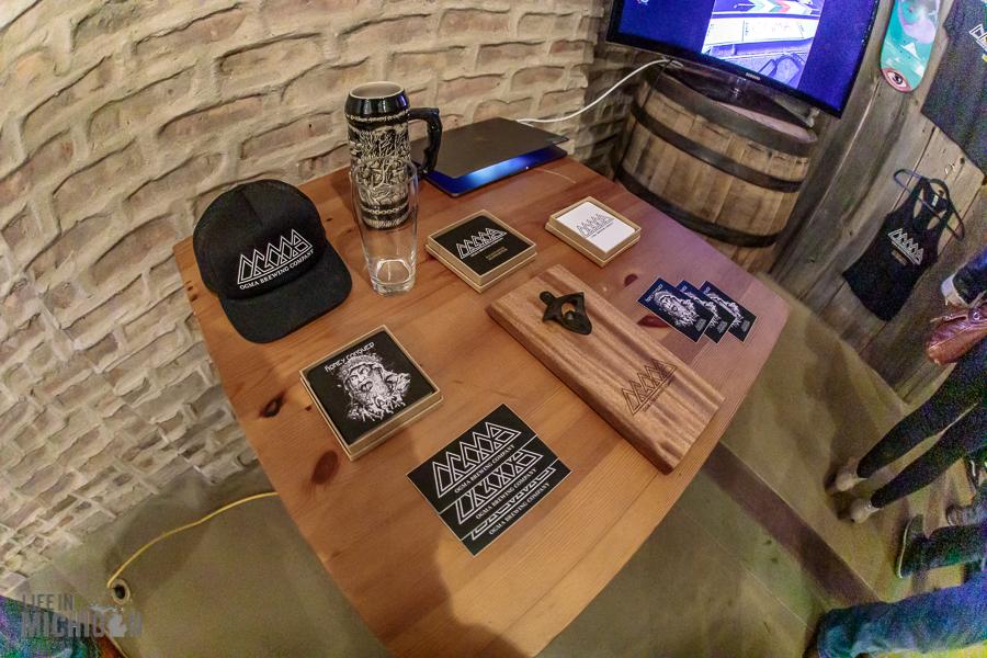 Ogma Brewing Kickstarter