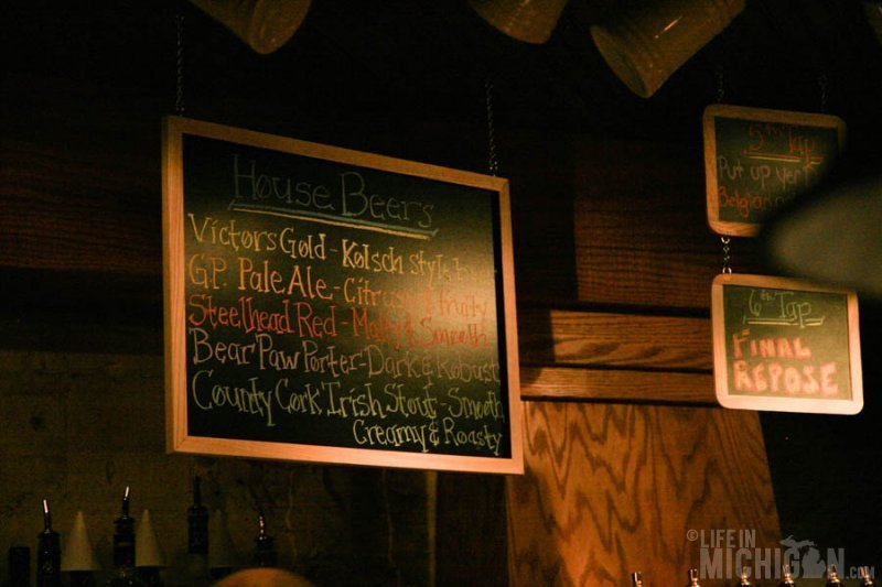 The beers at Old German