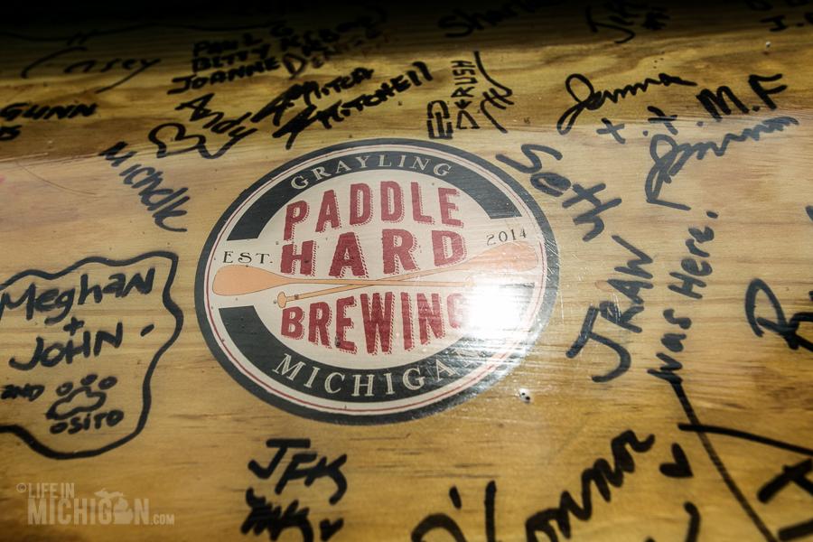 Paddle Hard - Grayling - 2016-21