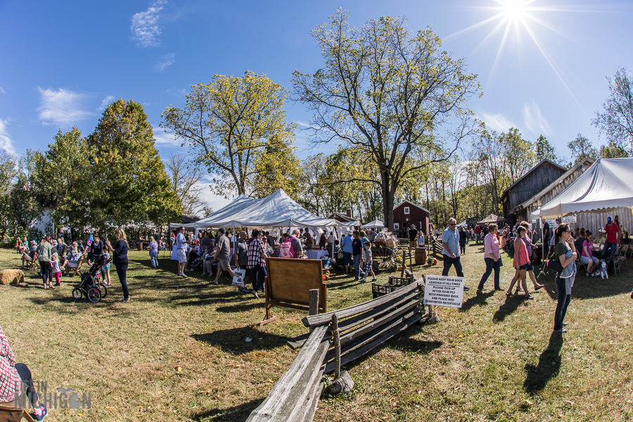 Pioneer Day at the Waterloo Farm Museum - 2017-109