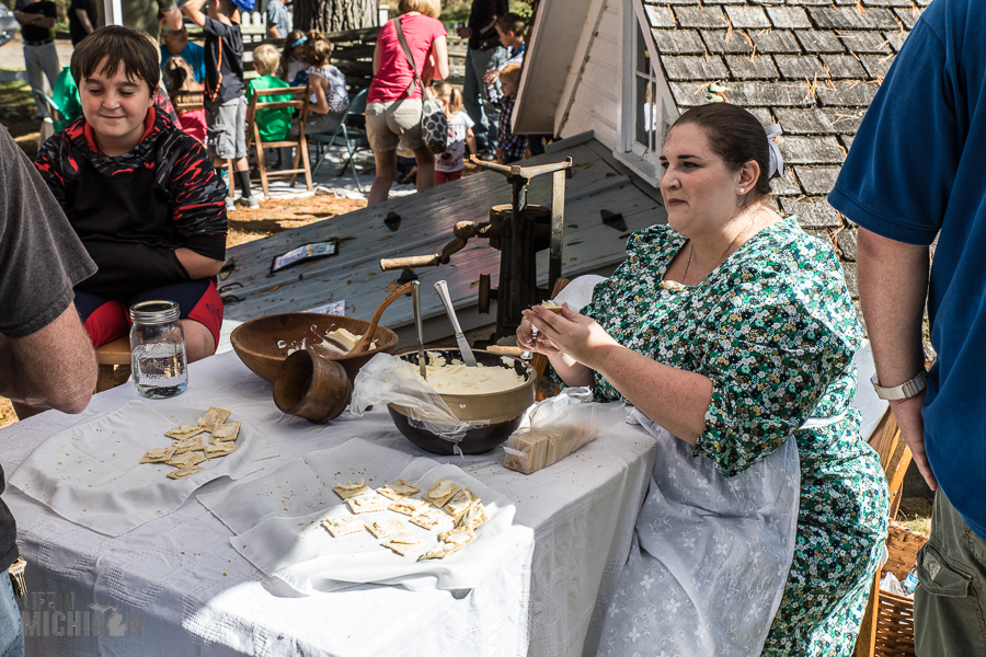 Pioneer Day at the Waterloo Farm Museum - 2017-38