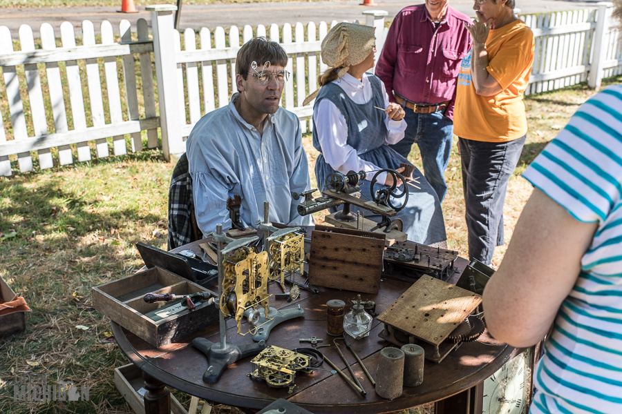 Pioneer Day at the Waterloo Farm Museum - 2017-39