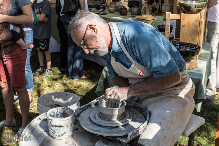 Pioneer Day at the Waterloo Farm Museum - 2017-45