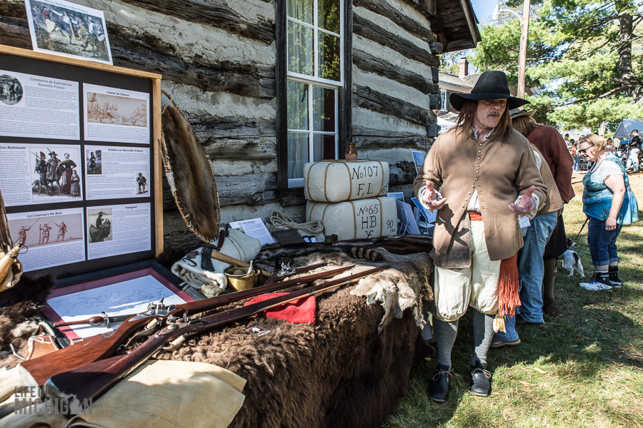 Pioneer Day at the Waterloo Farm Museum - 2017-47
